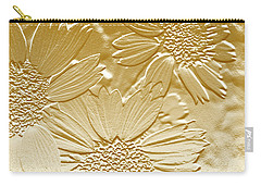 Abstract Flowers 4 Carry-all Pouch