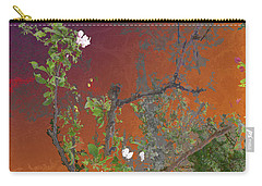 Abstract Flowers Of Light Series #13 Carry-all Pouch
