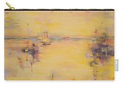 Abstract For Harold Carry-all Pouch