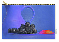 Abstract Fruit Art 55 Carry-all Pouch