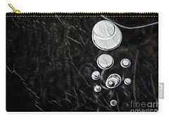 Abstract Ice Patterns II Carry-all Pouch