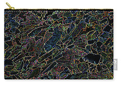 Abstract II Carry-all Pouch by Lewis Mann