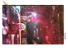 Abstract  Images Of Urban Landscape Series #12 Carry-all Pouch