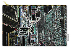 Abstract  Images Of Urban Landscape Series #12b Carry-all Pouch