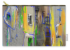 Abstract  Images Of Urban Landscape Series #13 Carry-all Pouch