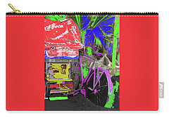 Abstract  Images Of Urban Landscape Series #3 Carry-all Pouch
