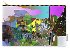 Abstract  Images Of Urban Landscape Series #5 Carry-all Pouch