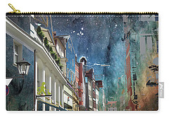 Abstract  Images Of Urban Landscape Series #6 Carry-all Pouch