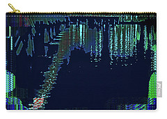 Abstract  Images Of Urban Landscape Series #7 Carry-all Pouch