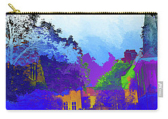Abstract  Images Of Urban Landscape Series #8 Carry-all Pouch