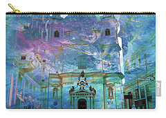 Abstract  Images Of Urban Landscape Series #9 Carry-all Pouch