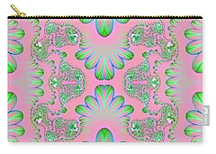 Abstract In Pastels Carry-all Pouch