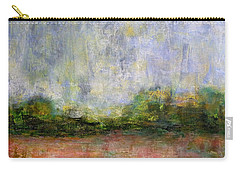 Abstract Landscape #310 - Art By Jim Whalen Carry-all Pouch
