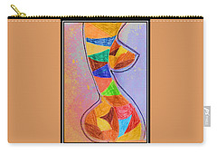 Abstract Love Carry-all Pouch