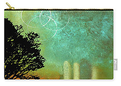 Abstract Modern Art Eternity Carry-all Pouch