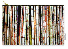 Abstract Nature Bamboo Shoots Photo 806 Carry-all Pouch