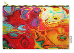 Abstract No. 20 Carry-all Pouch