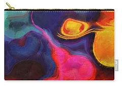 Abstract No.5 Carry-all Pouch