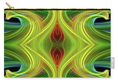 Abstract Of Swirls Carry-all Pouch