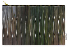 Abstract Of The Arcs Carry-all Pouch by Gary Slawsky