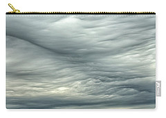 Abstract Of The Clouds 2 Carry-all Pouch