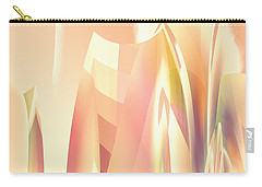 Abstract Orange Yellow Carry-all Pouch