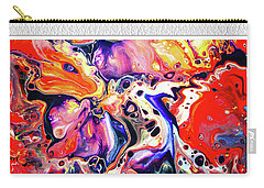 Abstract Painting Collection Carry-all Pouch