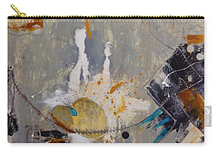 Abstract Painting Lifes A Dance Carry-all Pouch