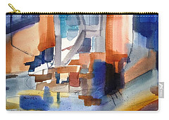 Abstract- Peggy's Cove Carry-all Pouch