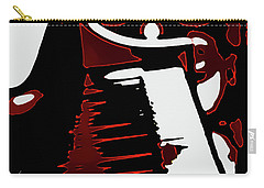 Abstract Piano Carry-all Pouch