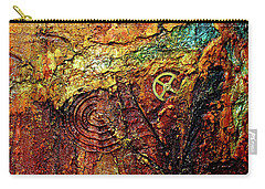 Abstract Rock 2 Carry-all Pouch