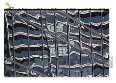 Abstract Rotterdam Carry-all Pouch