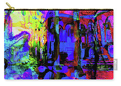 Abstract Series 0177 Carry-all Pouch