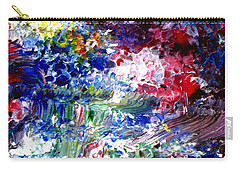 Abstract Series 070815 A2 Carry-all Pouch