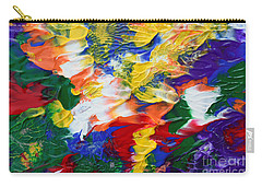 Abstract Series A1015ap Carry-all Pouch