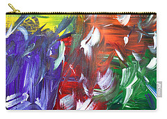 Abstract Series E1015al Carry-all Pouch