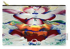 Abstract Series H1015al Carry-all Pouch