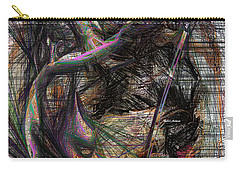 Abstract Sketch 1334 Carry-all Pouch
