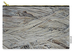 Abstract Tree Bark Carry-all Pouch