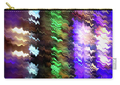 Abstract Waves Of Emotion #0609_24 Carry-all Pouch