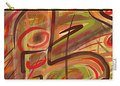 Abstraction Collect 2 Carry-all Pouch