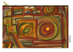 Abstraction Collect 4 Carry-all Pouch
