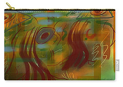 Abstraction Collect 5 Carry-all Pouch