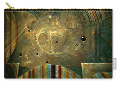 Abstractus Carry-all Pouch