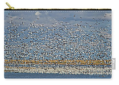 Carry-all Pouch featuring the photograph Abundance.. by Nina Stavlund