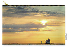 Carry-all Pouch featuring the photograph Abundance Of Atmosphere by Bill Pevlor