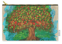 Abundant Tree Carry-all Pouch