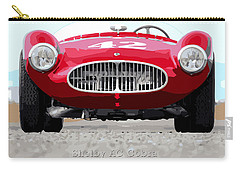 Ac Cobra Carry-all Pouch by Gary Grayson