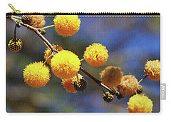 Acacia Blossoms Carry-all Pouch