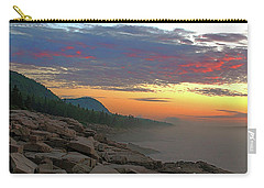 Acadia Sunrise  Carry-all Pouch